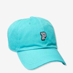 Pink Victoria's secret , pink baseball hat.
